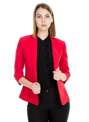 Ayhan Ceket Kırmızı